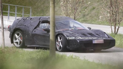 Ferrari Previews Enzo Successor's HY-KERS Technology: Video