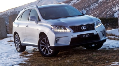 Lexus Puts Hand Up For Small SUV