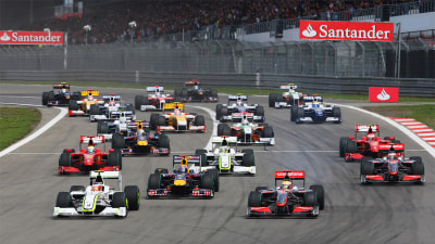 F1: Ecclestone To Decide Nurburgring Fate - Spokesman