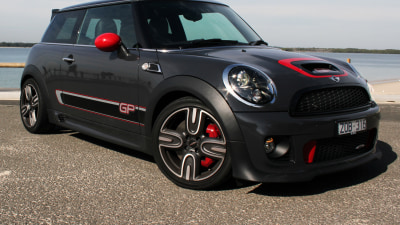 2013 MINI John Cooper Works GP Review