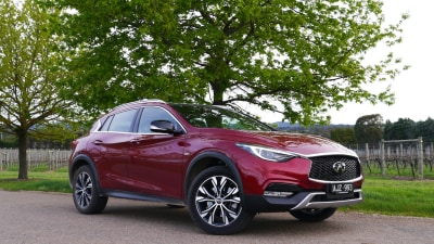 2017 Infiniti QX30 REVIEW, Price, Features | Infiniti's AWD Second Bite Of The Compact SUV Cherry