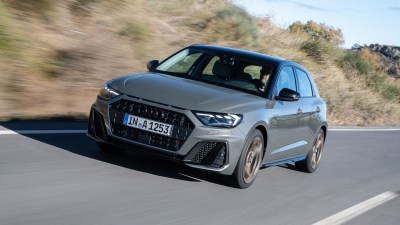 2019 Audi A1 Sportback First Drive