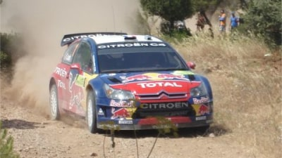 Sebastian Loeb Claims Record Fifth WRC Title