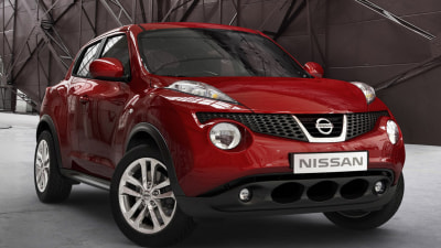 Nissan Juke Looks Bound For Australia
