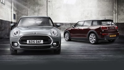 MINI Clubman Gearing Up For All Wheel Drive
