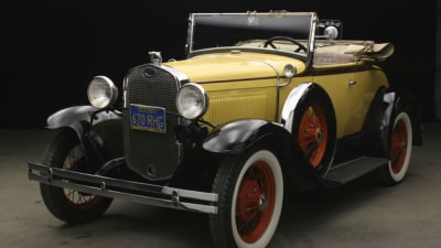 Model A Stolen From Henry Ford Museum Carpark Returns To Owner