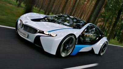 BMW Vision EfficientDynamics Concept Confirmed For 2011 AIMS