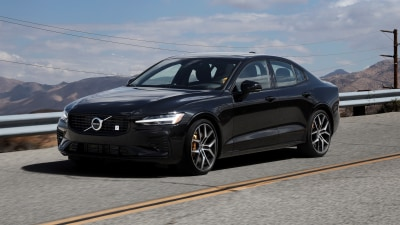 Volvo S60 2019 first drive