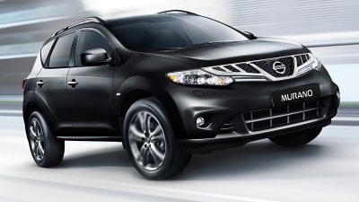 2014 Nissan Murano: Price And Features For Australia