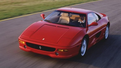 Remember when: Ferrari F355 F1