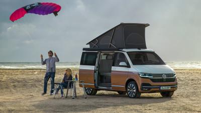 2021 Volkswagen Transporter 6.1 and California here soon