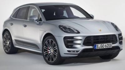 More power for Porsche Macan Turbo