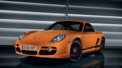 Porsche Unveils Boxster and Cayman S Special Editions
