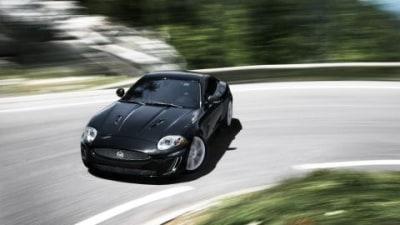 2010 Jaguar XKR Unveiled In Detroit