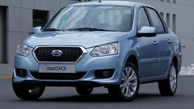 Datsun On-Do Small Sedan Revealed For Russian Market