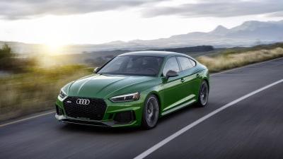 Audi RS5 Sportback details confirmed