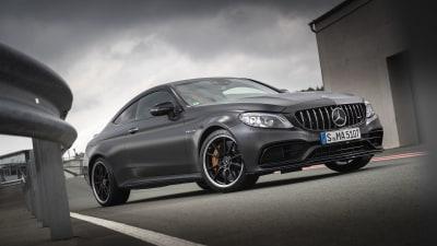 Fresh tech for Mercedes-AMG C63