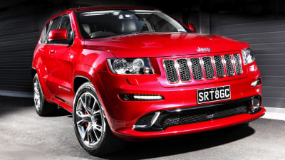 2013 Jeep Grand Cherokee SRT8 On Sale In Australia