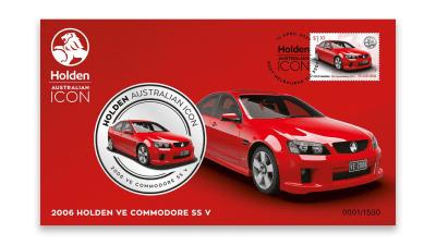 Holden honoured by Australia Post
