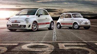 Fiat Abarth 595 50th Anniversary Model Bound For Australia