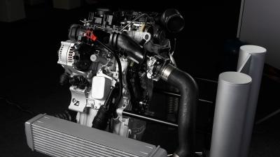 BMW Unveils TwinPower Three Cylinder Petrol and Diesels