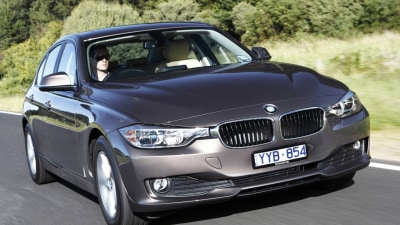 2013 BMW 316i Sedan Hits Australia As New Entry-Level Model