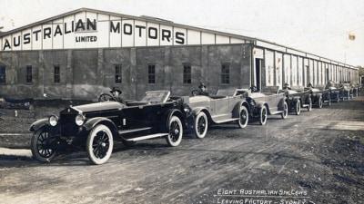 Australian Car Manufacturing - High Achievers, Orphans & Lost Souls. Part 1: 1900 - 1940