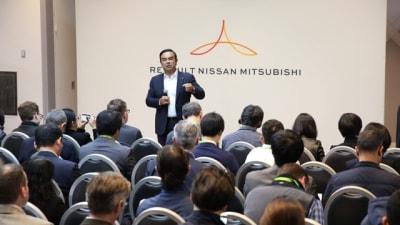 Renault-Nissan-Mitsubishi Pledges $1 Billion To Attract Fresh Thinking