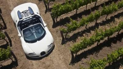 2009 Bugatti Veyron 16.4 Grand Sport: New Images Revealed