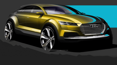 Audi Q4 Preview Coming To Beijing?