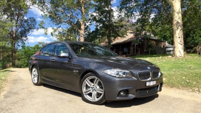 2016 BMW 520d M Sport REVIEW | The Bavarian Benchmark's Frugal 'Five'