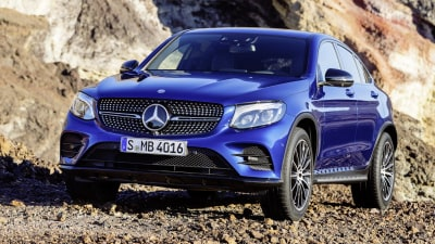 2017 Mercedes-Benz GLC Coupe - Price And Features For Australia
