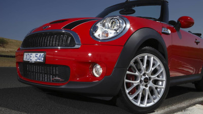 2010 MINI John Cooper Works Cabrio Road Test Review