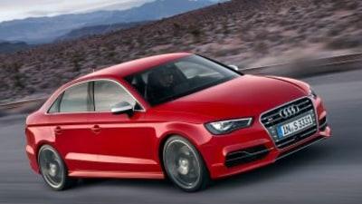 Audi S3 sedan new car review