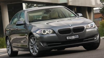 BMW 535i Sedan Review