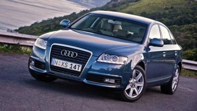 Audi A6 Range Gets New TDI Engines