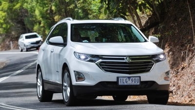 Holden introduces diesel Equinox