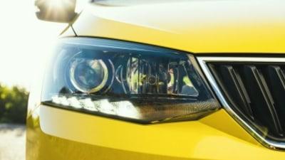 Skoda Fabia 81TSI new car review