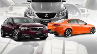 Recalls: Holden Commodore, Holden Caprice, Aston Martin Models