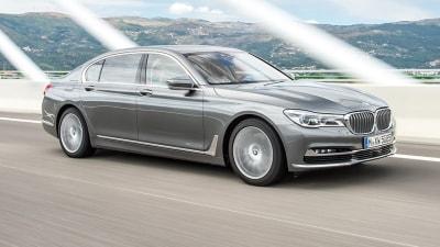 BMW Announces 750d Quad-Turbo Diesel, World's Most Powerful Diesel Six