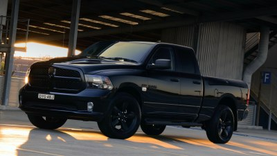Ram 1500 Black Pack hits showrooms