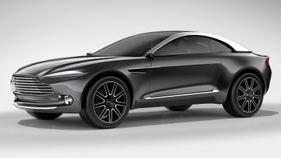 Aston Martin DBX Concept: The 'Luxury GT Of The Future'