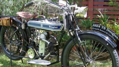 1924 TS Douglas Motorcycle Stolen From Queensland Restorer
