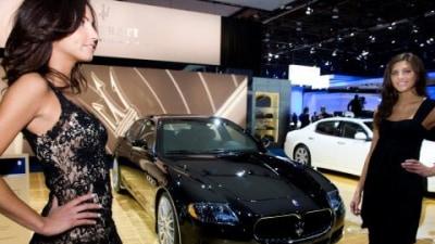 2009 Maserati Quattroporte Sport GT S Unveiled In Detroit