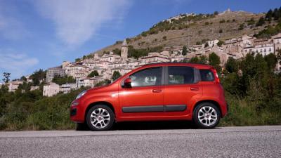 New Fiat Panda TwinAir Turbo Review: Diary Of An Italian Drive - Day 2
