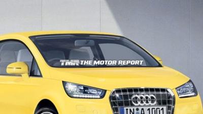 2012 Audi E1 Supermini On The Way