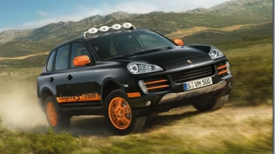 New Porsche Cayenne S Transsyberia Released