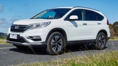 Honda CR-V Series II DTi-L she says, he says review