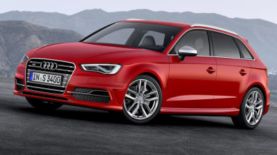 2014 Audi S3 Sportback Revealed