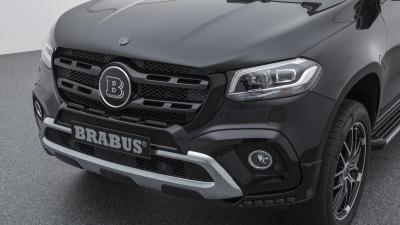 Brabus Mercedes-Benz X-Class revealed